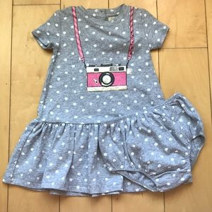 NWT Kate Spade ♠️ dress with bloomers